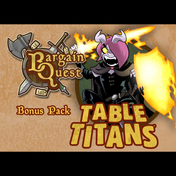 Bargain Quest: Bonus Pack - Table Titans