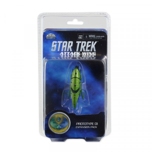 Star Trek Attack Wing - Prototype 01 Expansion Pack