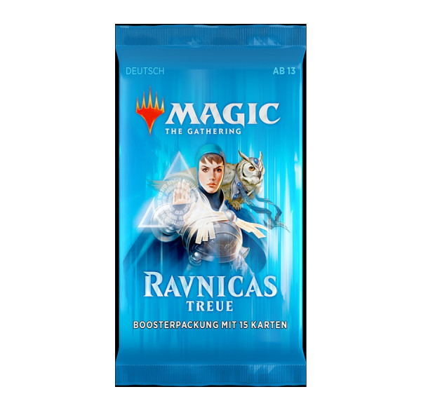 MTG - Boosterpackung: Ravnicas Treue