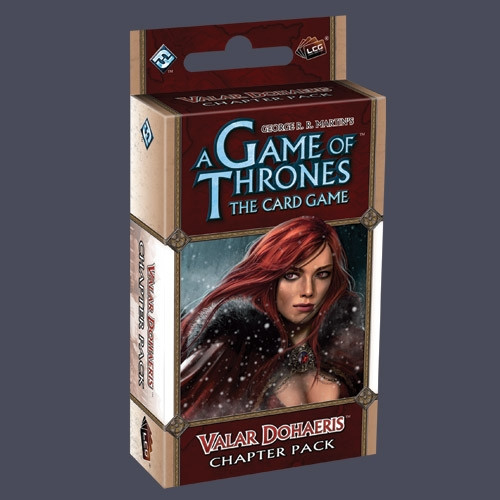 A Game of Thrones: The Card Game - Beyond the Narrow Sea 2: Valar Dohaeris Chapter Pack