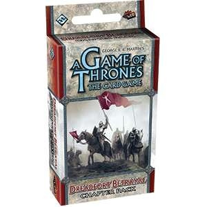 A Game of Thrones: The Card Game - Brotherhood Without Banners 6: Dreadfort Betrayal Chapter Pack