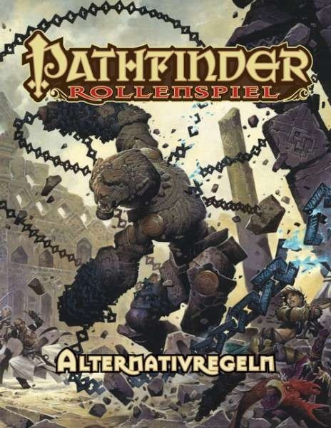 Pathfinder - Alternativregeln