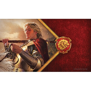 Playmat: A Game of Thrones - The Kingslayer