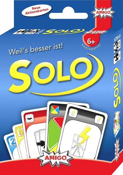 Solo (Blister)