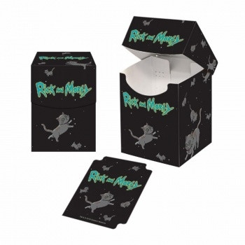 Ultra Pro - PRO-100+ Deck Box: Rick and Morty v2