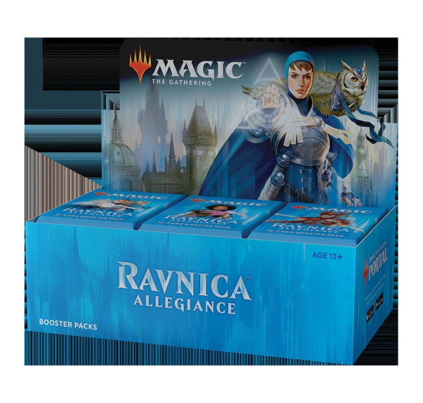MTG - Booster Display: Ravnica Allegiance