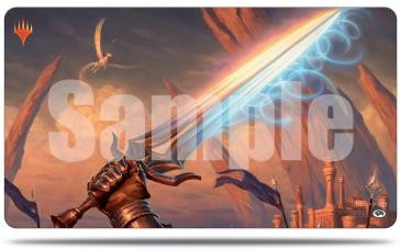 Ultra Pro - Playmat: Magic the Gathering - Sword of Truth and Justice
