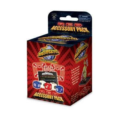 Monsterpocalypse - Red Accessory Pack